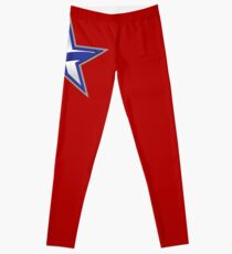 Finnish American Star Leggings