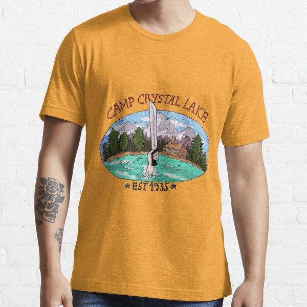 Lac de cristal de camp T-shirt essentiel