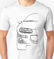 Fbody Nation Camaro Front end Unisex T-Shirt