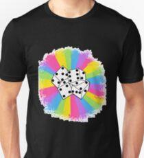 Dice! :) Unisex T-Shirt
