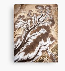Tides and Time Canvas Print