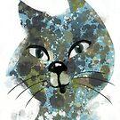 Splat Kitty by TraciVanWagoner