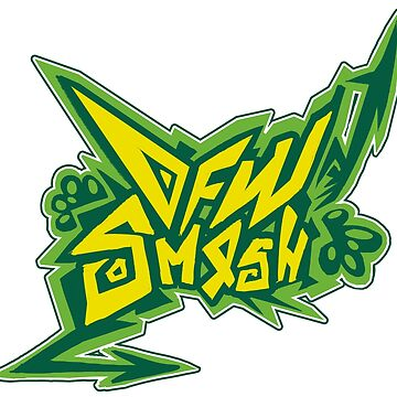 DFW Smash 4 - Jet Set Radio by Kiwitlm