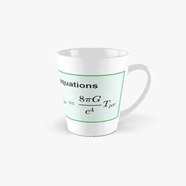 Physics, General Relativity, Einsteins (Field) Equations, #Physics, #General #Relativity, #Einstein's (#Field) #Equations Tall Mug