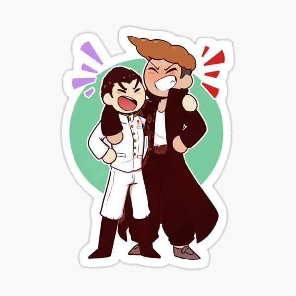 Ishimondo Sticker