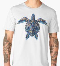 Sea Turtle (Color Version) Men's Premium T-Shirt