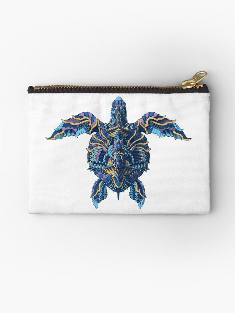 Bolsos de mano «Tortuga marina (Versión en color)» de BioWorkZ ...