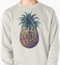 Ornate Pineapple (Color Version) Pullover