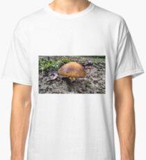 Mushrooms In A North Carolina Forest Classic T-Shirt