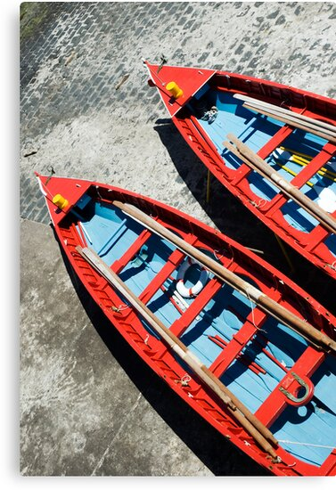 Rowboats by mrfotos