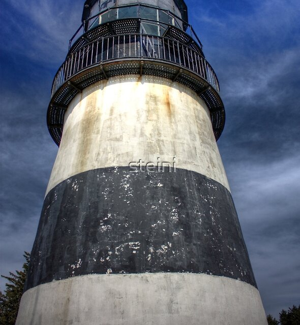 Cape Disappointment Signal Station by steini