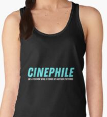 Defined: The Cinephile Women's Tank Top