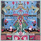 Le Cirque de la Vie - A Grotesque by Lucy-Faery