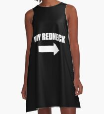 My Redneck A-Line Dress