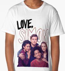 Love, Simon  Long T-Shirt