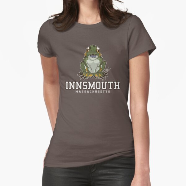Innsmouth Fitted T-Shirt