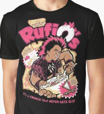 RufiO's Cereal Graphic T-Shirt