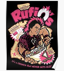 RufiO's Cereal Poster