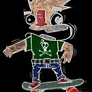 «Skateman» de manuvila