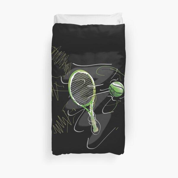 Chemise de cadeau de joueur de tennis Housse de couette