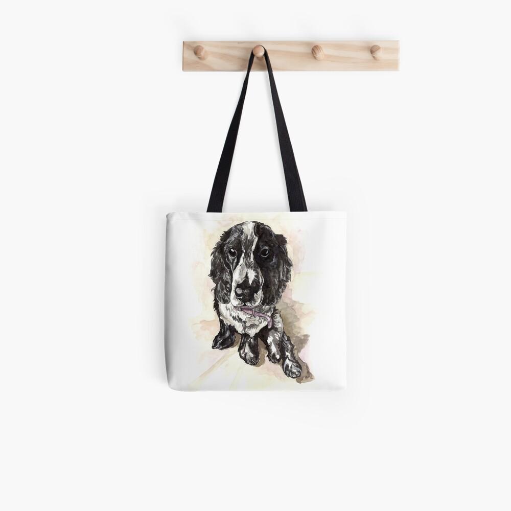 Cocker Spaniel Tote Bag