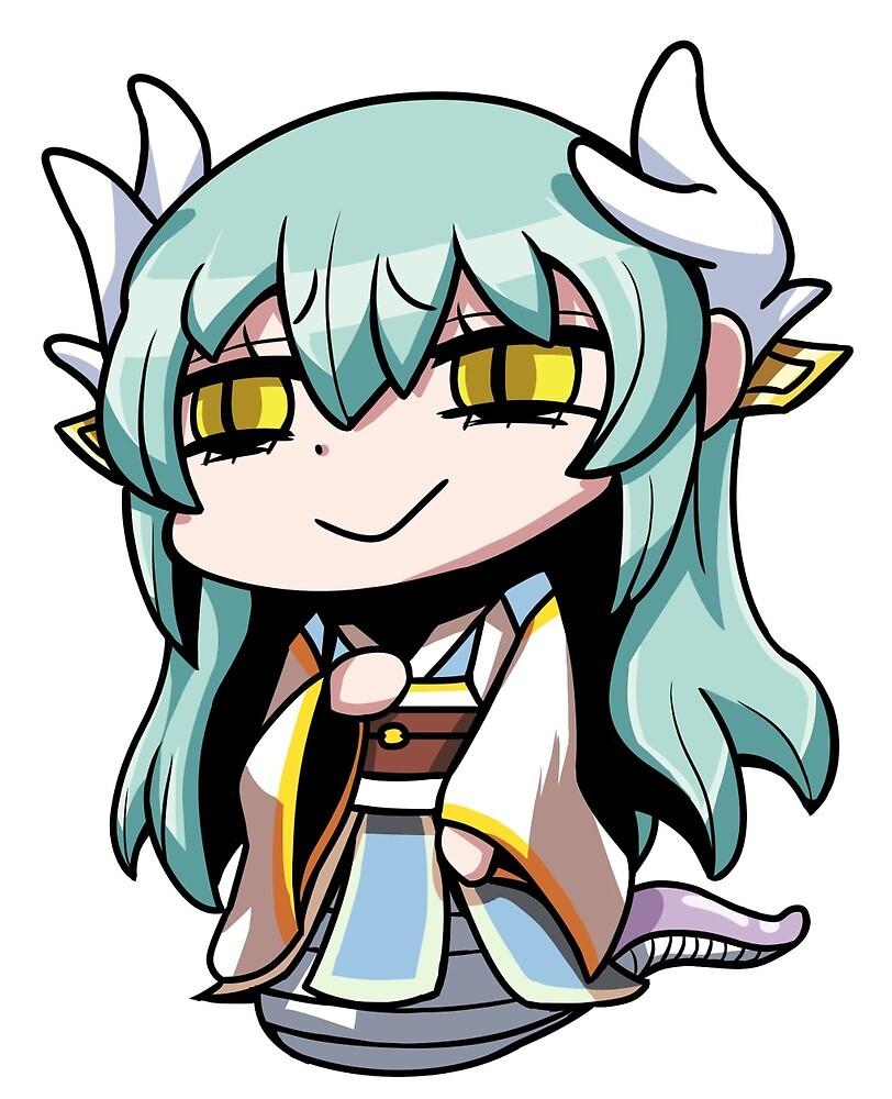 Kiyohime by gountro