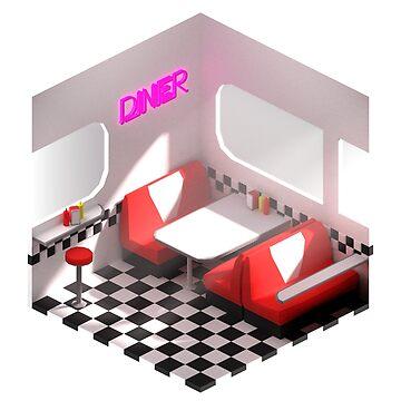 3Diner by MesteMonokrom