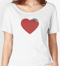 My heart is broken... or not? :) Women's Relaxed Fit T-Shirt