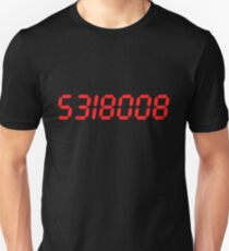 5318008 - Red Unisex T-Shirt