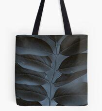 Black & Blue Tote Bag