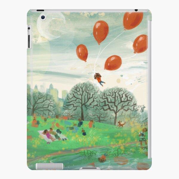Balloon Lift Off 08 Spring Reflections iPad Snap Case