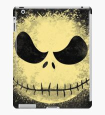 jack in the night iPad Case/Skin