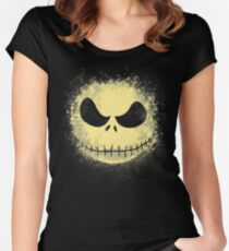 jack in the night Women's Fitted Scoop T-Shirt