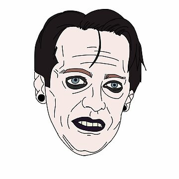 Emo Buscemi by paintedvinyl