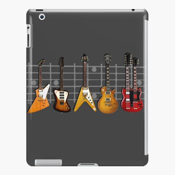 The Nashville Guitar Collection iPad Snap Case