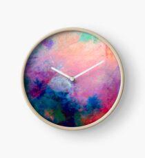 Taft Remix VII Clock