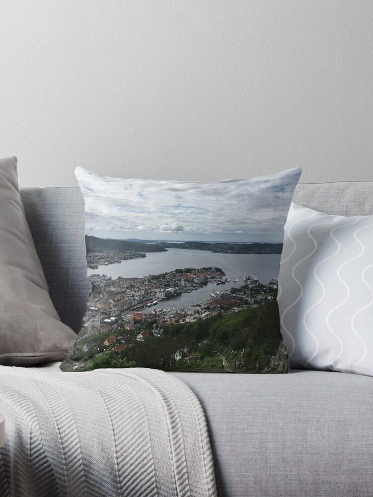 Nice day in nice Bergen by berickson