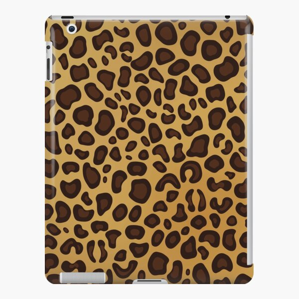 Leopard Cheetah animal spots iPad Snap Case