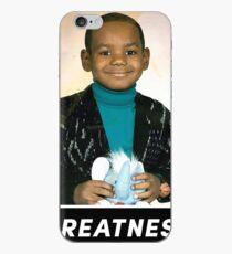 Lebron James - Greatness Tee iPhone Case