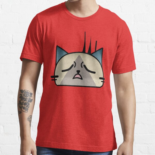 Annoyingly frustrated Cat Palico Essential T-Shirt