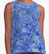 Blue Out Sleeveless Top