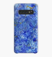 Blue Out Case/Skin for Samsung Galaxy
