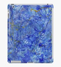 Blue Out iPad Case/Skin
