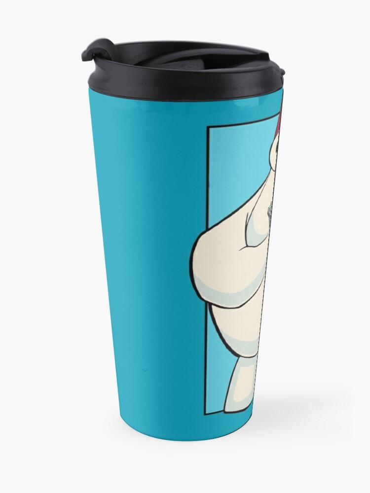 Alternate view of Doctor B Travel Mug