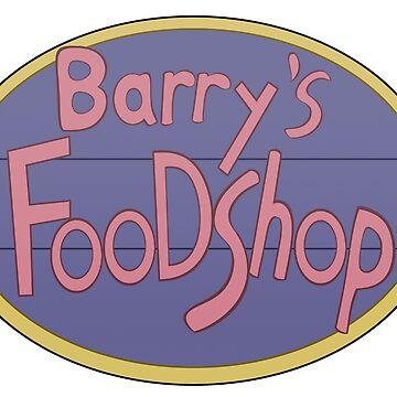 Barry's Foodshop by turntechGears
