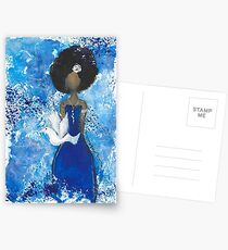 Zeta Angel Postcards
