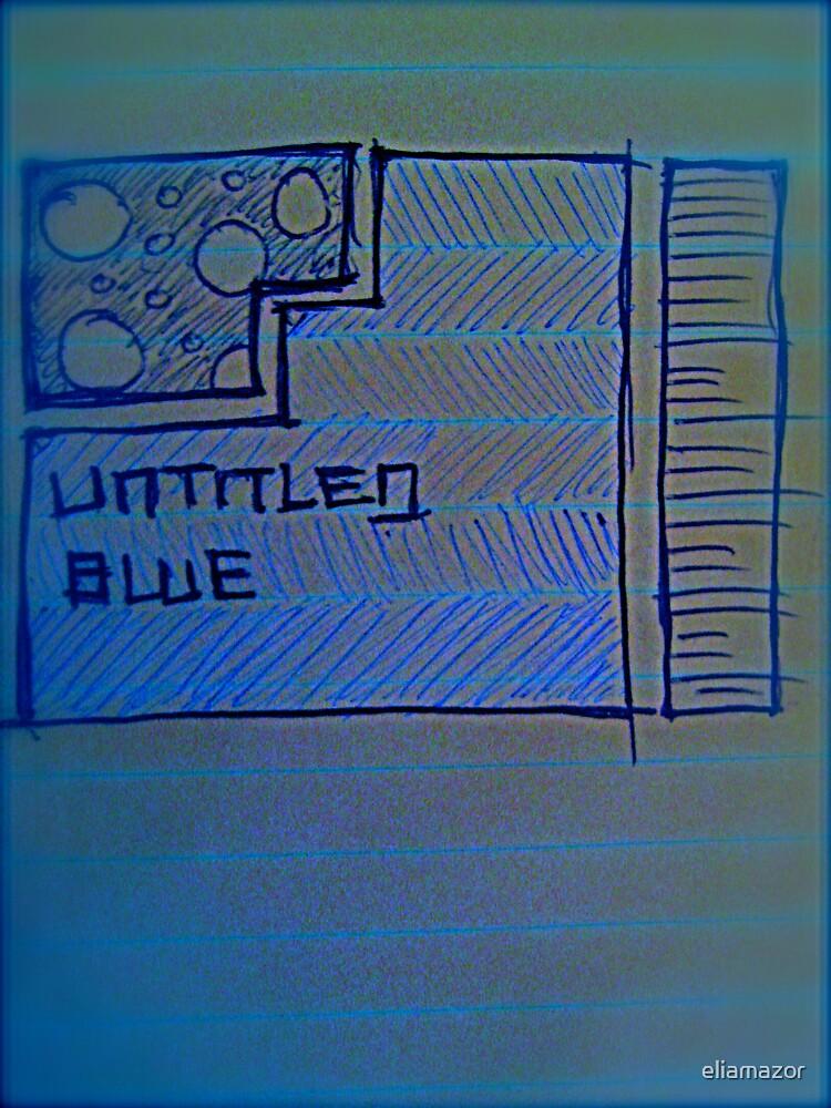 untitled blue by eliamazor