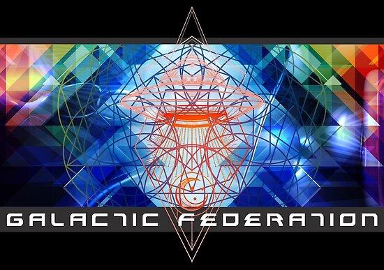 Galactic Federation of Light - Sananda by HyperLyght
