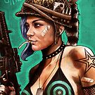 Tankgirl by DustinGoebel
