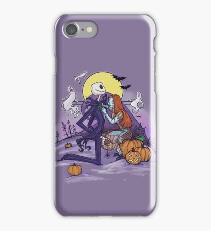 Halloween Hero iPhone Case/Skin
